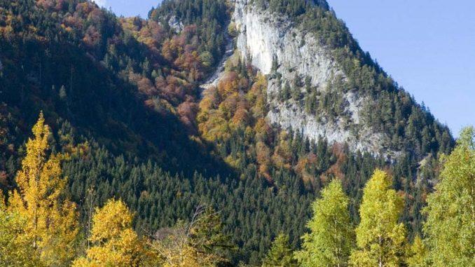 Der Kofel, Hausberg Oberammergaus