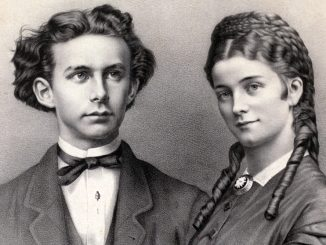 Ludwig II. und Sophie in Bayern